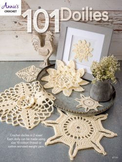 The 101 Doilies Crochet Pattern Book